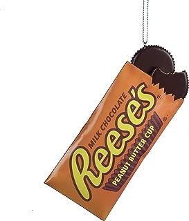 Kurt Adler Hersheys Reeses Peanut Butter Cup Candy Christmas Ornament