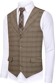 Men's Gentleman Top Design Casual Waistcoat Business Suit Vest VS17