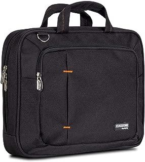 Classone UL160 Ultracase Serisi Notebook Çantası, Siyah
