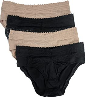 Women's No Pinches No Problems Hipster Panty 4-Pack
