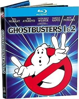 Ghostbusters / Ghostbusters II [Blu-ray + UltraViolet] (Bilingal)