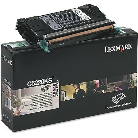 Toner Lexmark Nero Per C522N C524 Da 4K