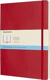 Caderno, Moleskine, 8055002854702, Vermelho, Extra Grande