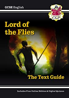 New GCSE English Text Guide - Lord of the Flies includes Online Edition & Quizzes