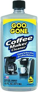 Goo Gone 2175 Coffee Maker Cleaner, 16oz Volume, 16 fl. oz, 8.81