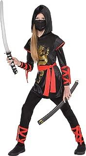 Best dragon ninja girl costume Reviews