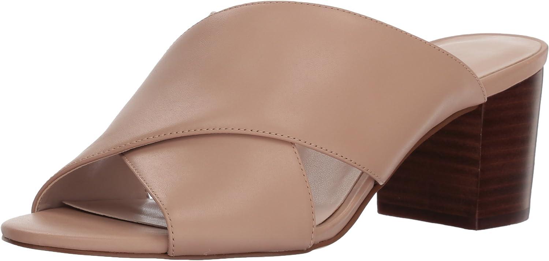 Nine West Womens Freddius Leather Sandal