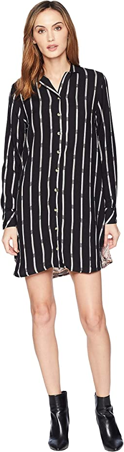 Alana Plaid Tunic Dress