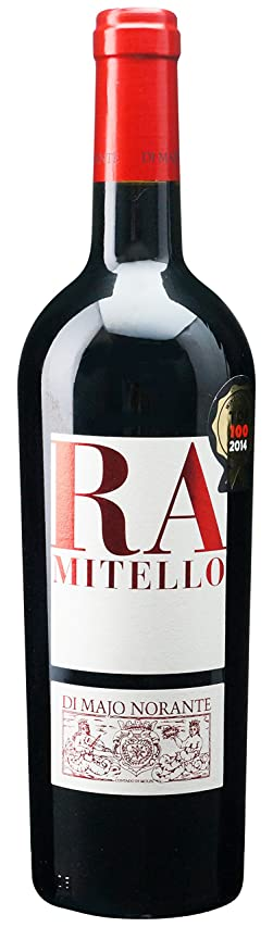 ラミテッロ ロッソ [ 2013 赤ワイン ミディアムボディ イタリア 750ml ]
