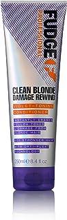 Fudge Clean Blonde Damage Rewind Conditioner, 250 ml
