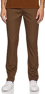 Amazon Brand - Symbol Men's Regular Casual Trousers