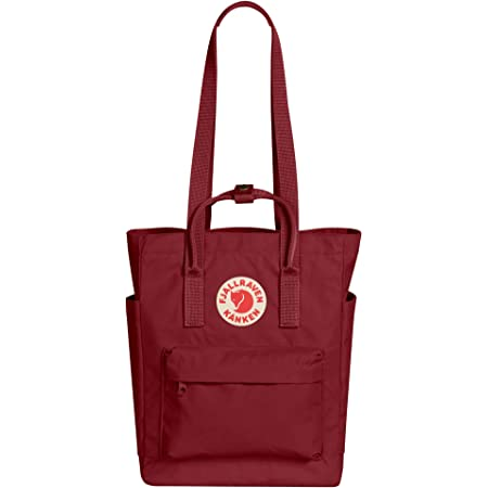 FJALLRAVEN Unisex-Adult Kånken Totepack Carry-On Luggage, Ox Red, Einheitsgröße
