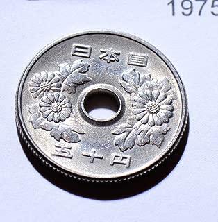 J0009 Japan 1975 50 Yen