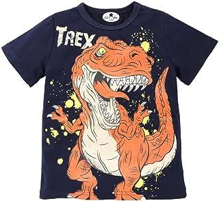 527f1cf7c1bac Amazon.fr : dinosaure - T-shirts, polos et chemises / Garçon : Vêtements