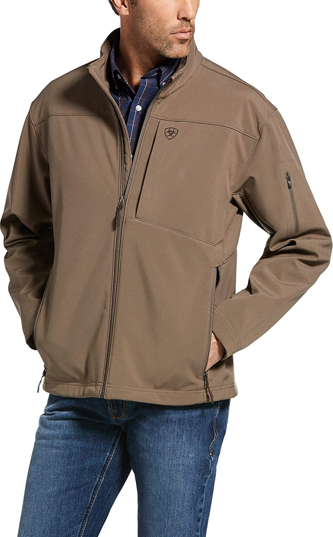 2021 autumn Jacksonville Mall and winter new ARIAT Men's Logo 2.0 Softshell Jacket