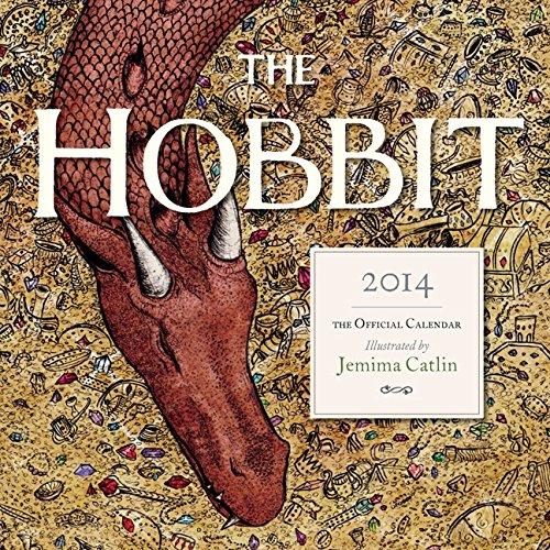 The Hobbit 2014 Calendar