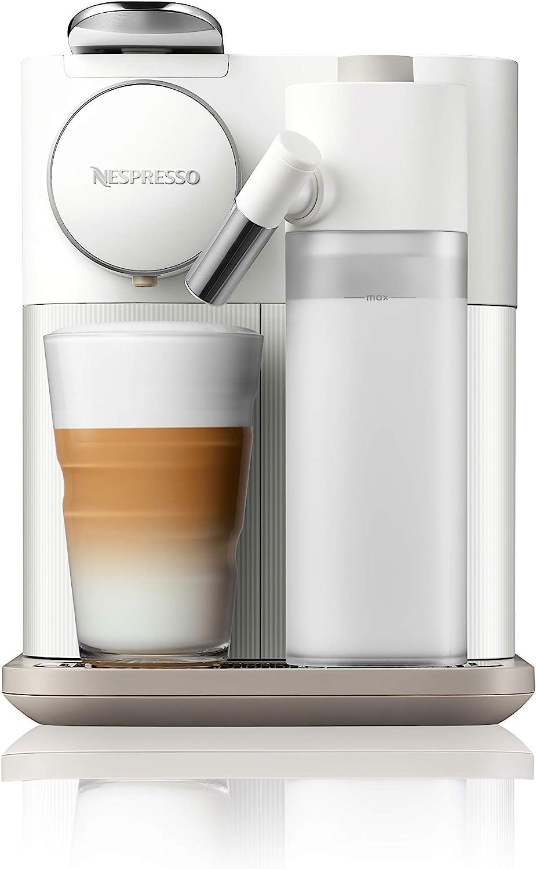 Nespresso Ranking TOP3 Gran Lattissima Espresso White De'Longhi Machine by Max 81% OFF