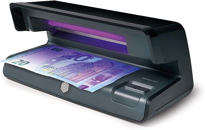 194 opinioni per Safescan 50 Black- Verificatore di contraffazione UV per la verifica di