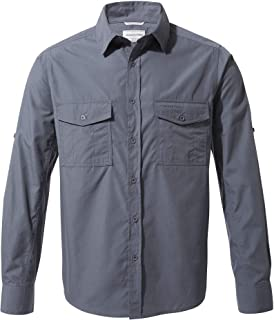 Craghoppers Men's Kiwi Ls Shirt Hiking Shirt