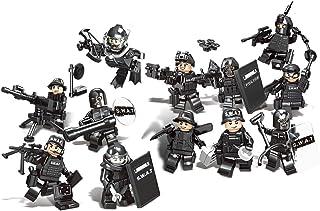 AFM SWAT シリーズ ミニフィギュア 12体セット A