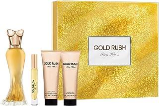 Paris Hilton Gold Rush 4 Pieces Set 608940565070