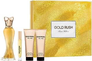Paris Hilton Gold Rush 4 Piece Gift Set