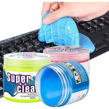 Zuzer Limpiador de Teclado,Keyboard Cleaner Gel Limpiador ...