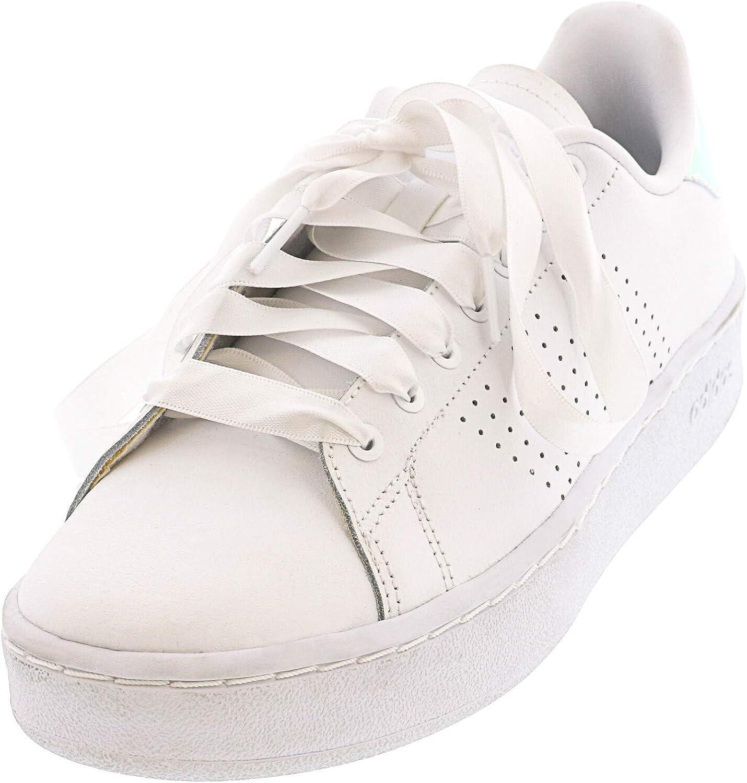 Amazon.com | adidas Women's Advantage Bold Ankle-High Leather ...