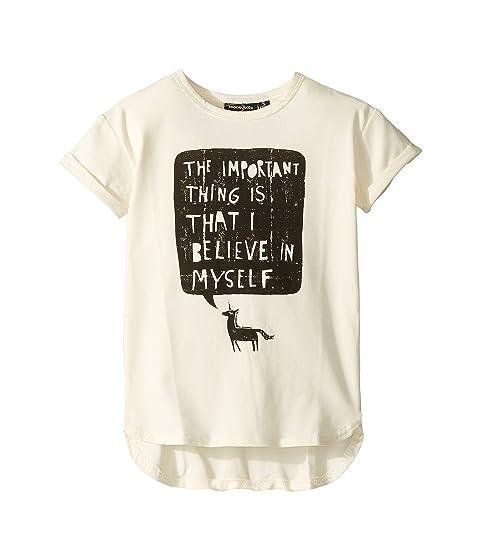 Rock Your Baby I Believe Short Sleeve T-Shirt (Toddler/Little Kids/Big Kids)