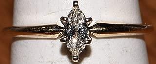 10k Yellow Gold Dolphin Onyx Design Ring
