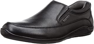 Hush Puppies Men's Adrian Slip on Leather Loafers