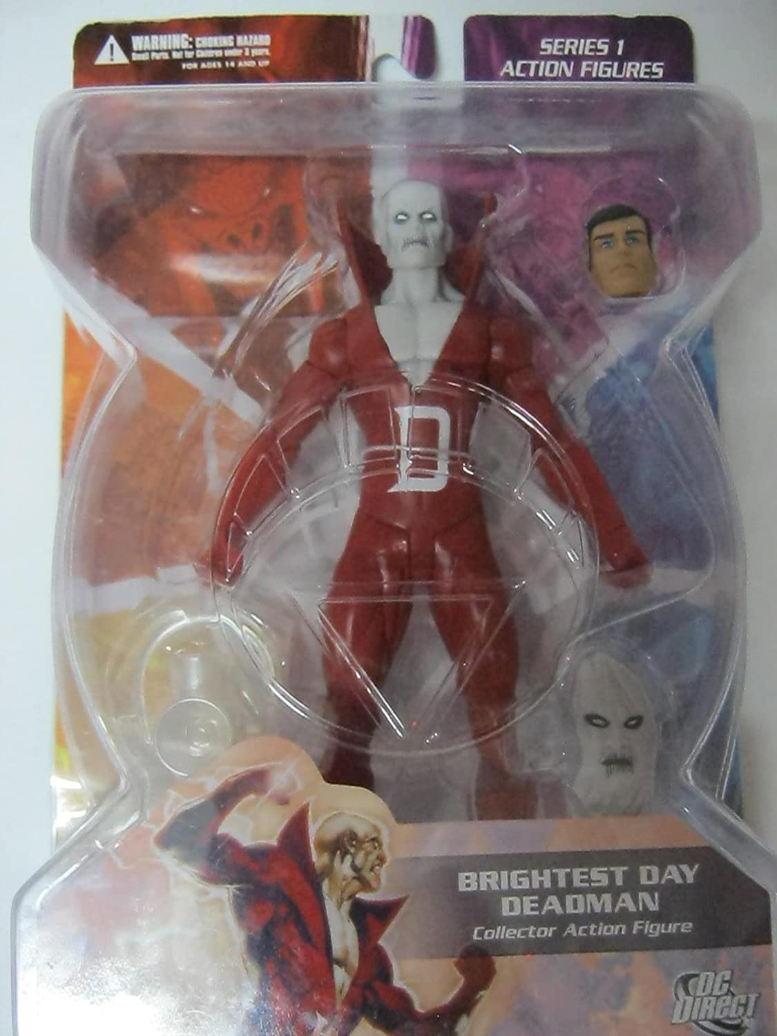 DC Direct Brightest Day Series 1  Deadman Action Figure by DC Comics