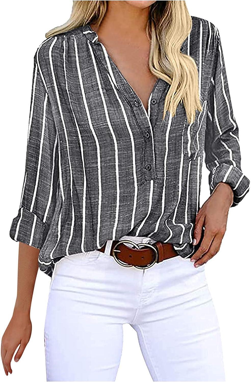 Manufacturer OFFicial shop Lovely Nursling Tshirts Elegant for Womens V-Neck Sleeve L Long Women's