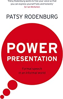 Power Presentation: Formal Speech in an Informal World