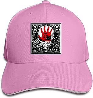 Five Finger Death Punch Obey Bandana Sandwich Bill Cap Trucker Hats Style