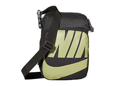 Nike Heritage 2.0 (Dark Smoke Grey/Dark Smoke Grey/Dusty Olive) Handbags