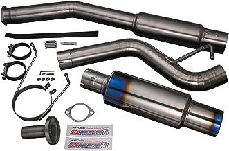 Tomei Ti Titanium Exhaust System for Nissan Skyline BNR32 RB26DETT - 440007