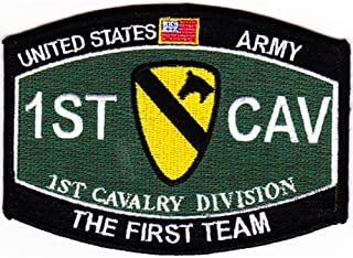 ac54ad89185f 1st Cavalry Division Military Occupational Specialty Rating MOS Patch