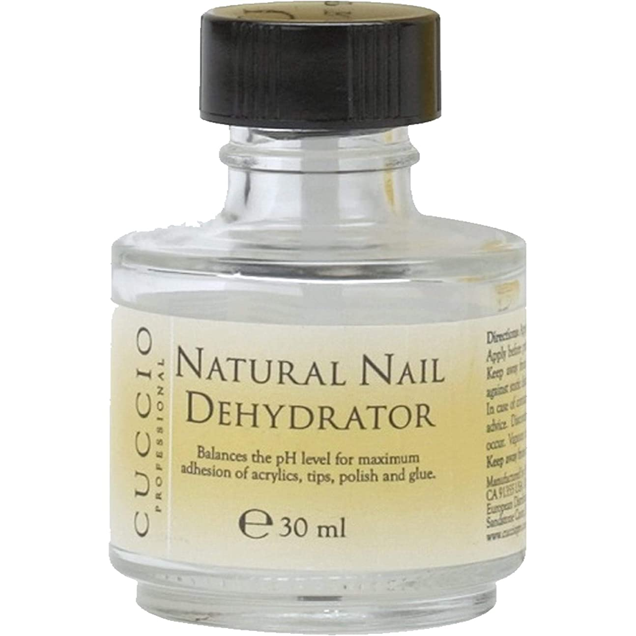 入手します横向き神聖Cuccio Pro - Natural Nail Dehydrator - 30ml / 1oz