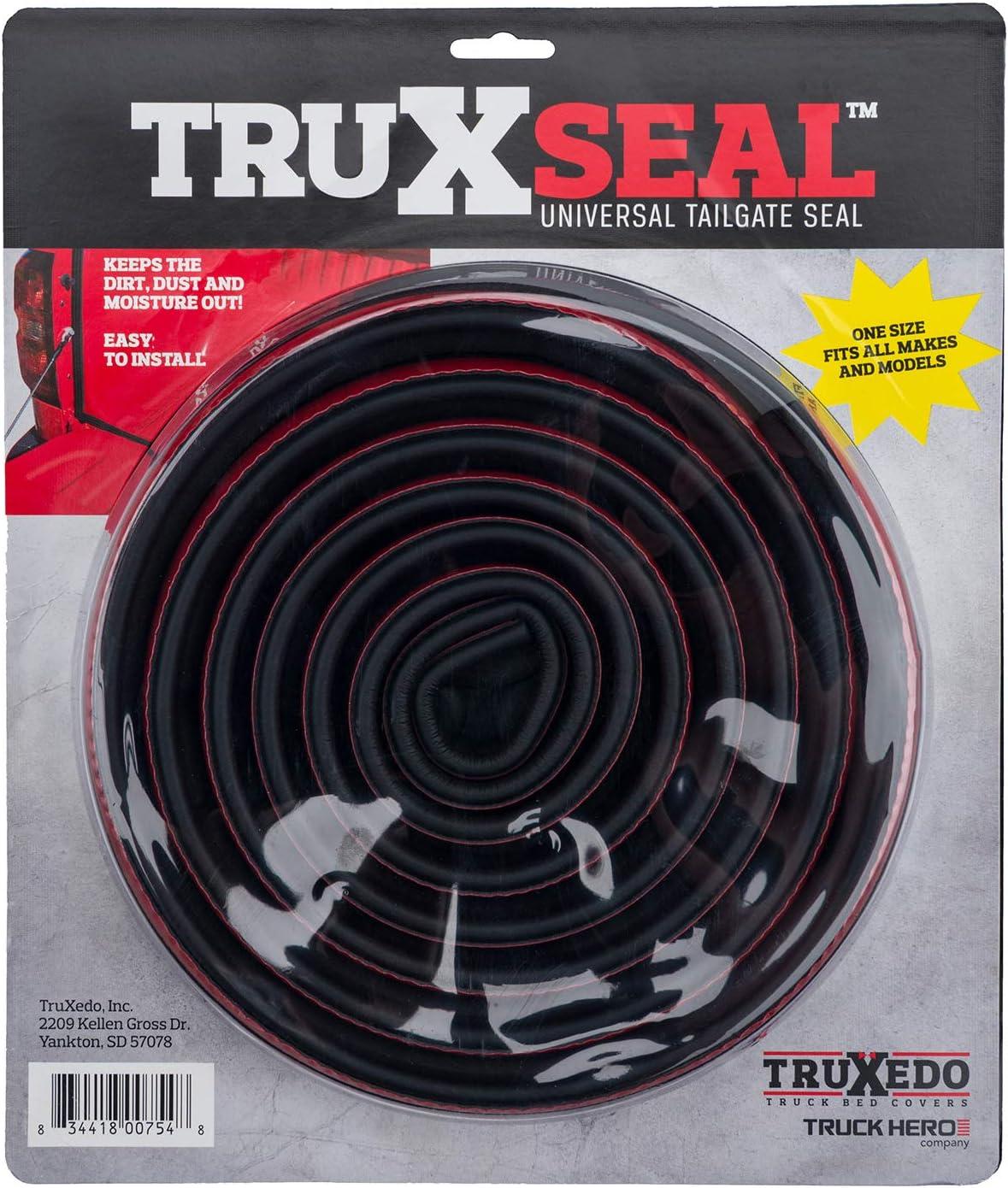 TruXseal Universal 4 years warranty Louisville-Jefferson County Mall Tailgate 1703206 Fitment Seal