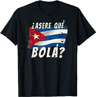 cuban flag t shirts