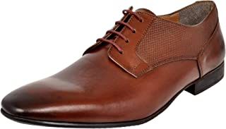 Allen Cooper ACFS-12126 Men's Leather Derby Shoes