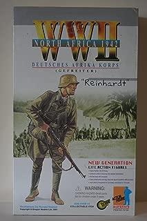 Dragon 1/6 Scale World War 2 WWII German Afrika Korps Infantry Reinhardt 12