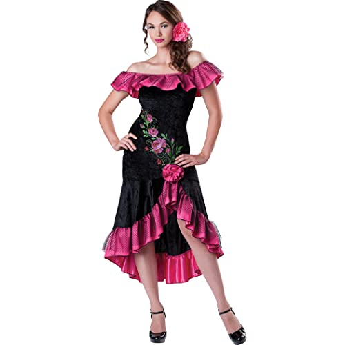 InCharacter Costumes Women s Flirty Flamenco Costume 6cf80830f4