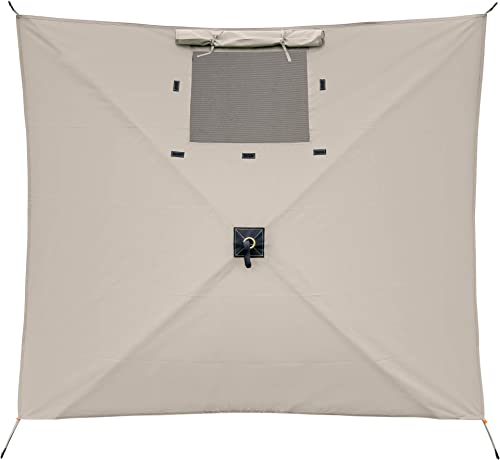 wholesale Hike Crew online sale Pop-Up Screen House high quality Side Panel w/ Window Fits 4-Sided (HCSSCRNG4) and 6-Sided (HCSSCRNG6) Gazebos outlet online sale