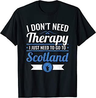 i don't need therapy t shirt