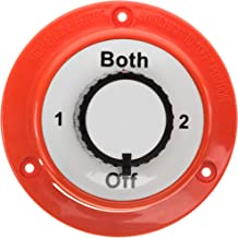 Best boat 2 battery switch Reviews