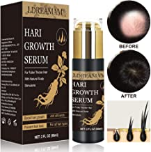 Hair Growth Serum, Anti-Hair Loss Serum, Strengthen Hair Roots Thickening, Promote Hair Growth Regrowth Product for Men and Women