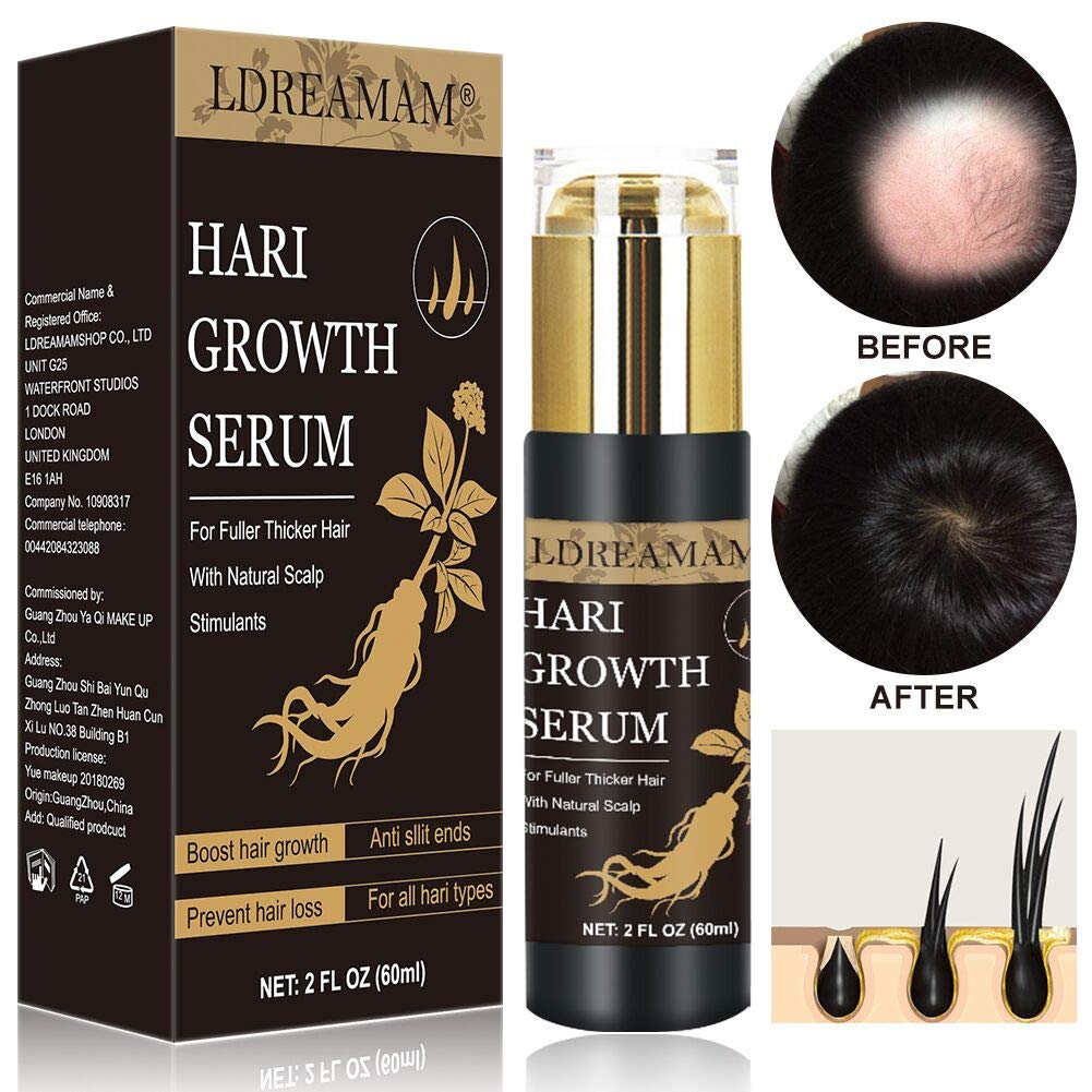 Anti Hair Strengthen Thickening Promote Regrowth
