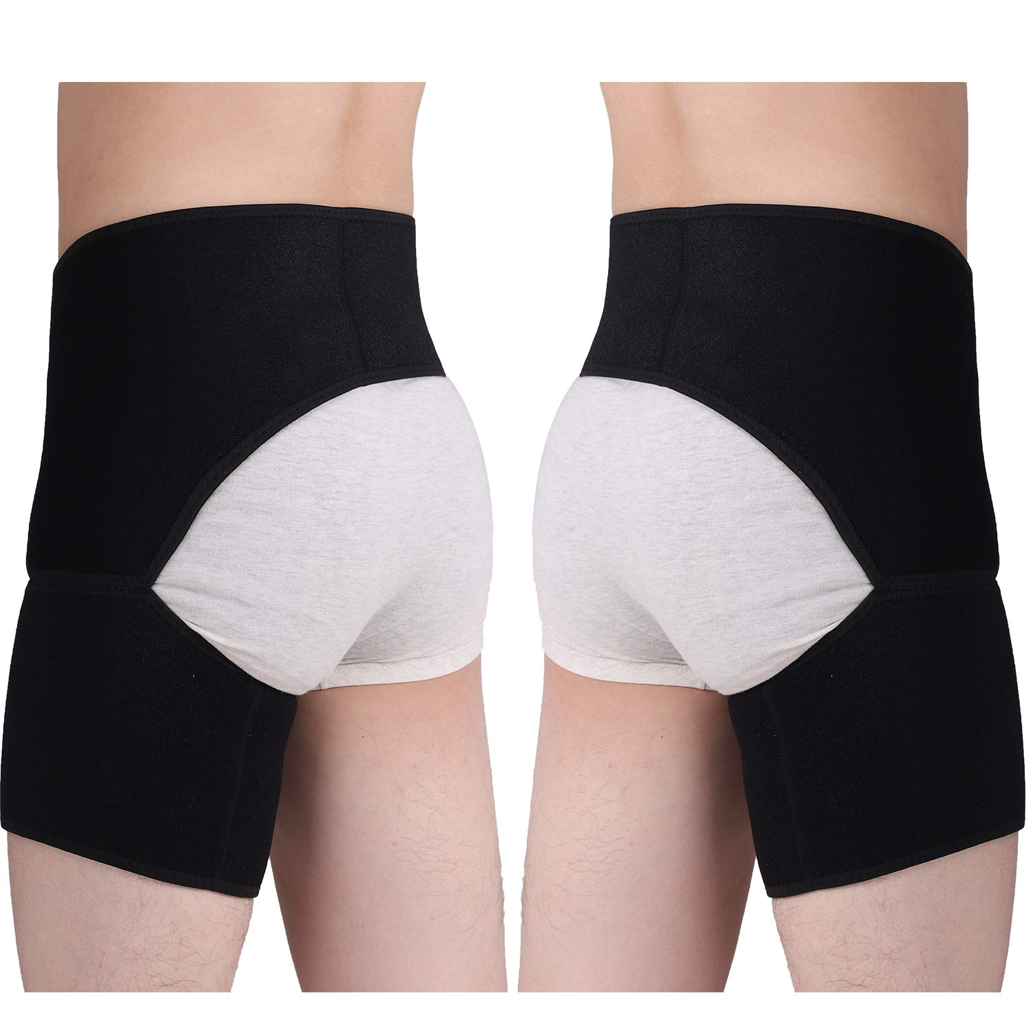 Tenbon Hip ついに再販開始 Brace ランキング総合1位 Sciatica Nerve Relief Groin Thigh Support Pain
